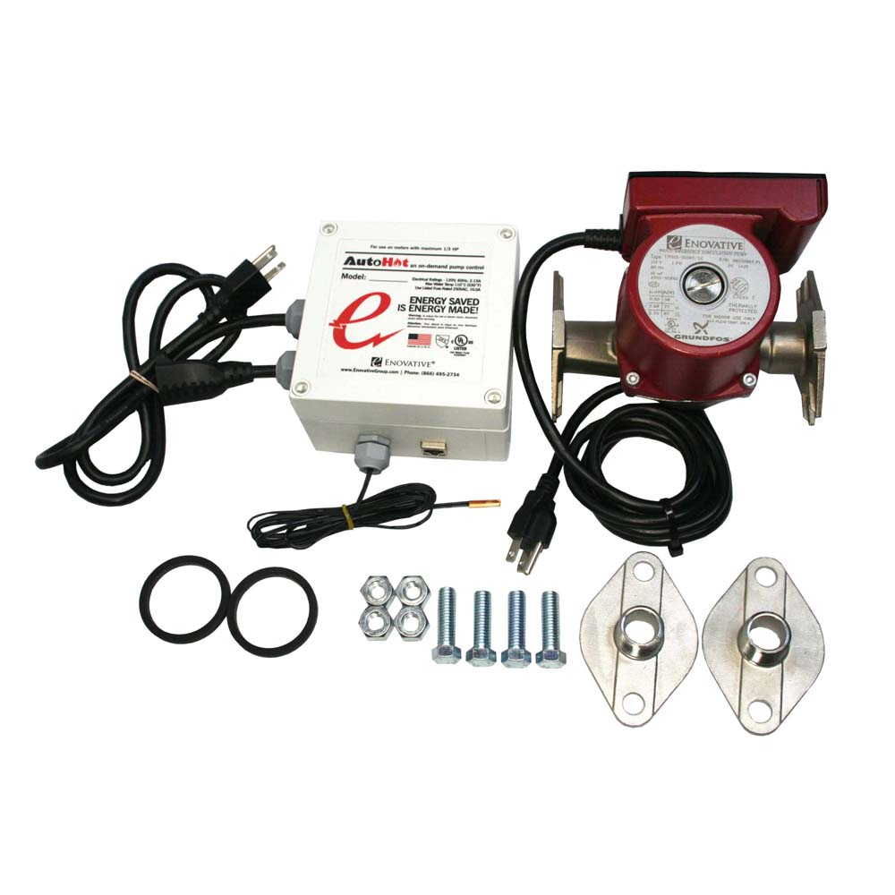 55 Series Hot Water Recirculating Pump Enovative Group Inc