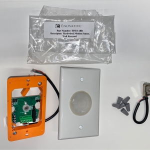 Hardwired Motion Sensor (Wall Recessed)
