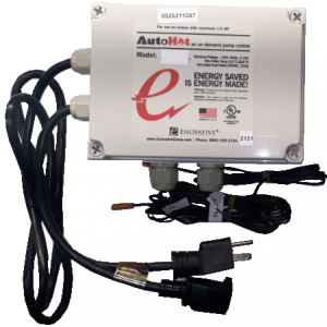 DC000A – AutoHot EMS recirculation and boiler controller, 3 temp sensors, SD Card, Standalone control unit